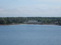 Eckero Post- och Tullhus by <b>bohe99</b> ( a Panoramio image )