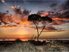 Abendrot by <b>EA. Stoick</b> ( a Panoramio image )
