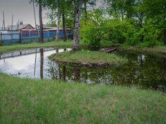 Пруд в парке. by <b>purbo80@gmail.com</b> ( a Panoramio image )
