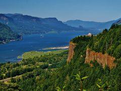 A Marvelous Gorge  ( Saturday, July 13, 2013 ) by <b>John J. Slovinec, Sr.</b> ( a Panoramio image )