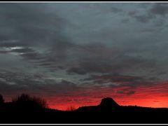 Sunrise over Australian desert by <b>TropicFox</b> ( a Panoramio image )
