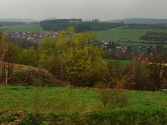 Look to the town/village Ripov from the road number 23 by <b>aida.cz</b> ( a Panoramio image )