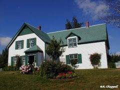 Green Gables by <b>KarenNfld</b> ( a Panoramio image )