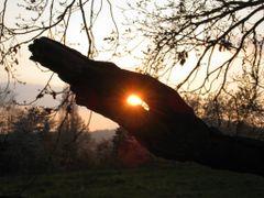 Sonnenuntergang by <b>marita1004 - VIEWS? No, thanks!</b> ( a Panoramio image )