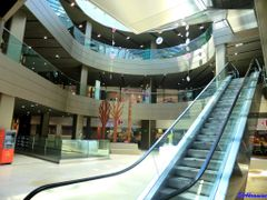 Anfa Place Shopping Center by <b>elakramine</b> ( a Panoramio image )