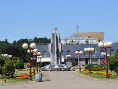 Centar Novog Ugljevika by <b>cvijetin</b> ( a Panoramio image )