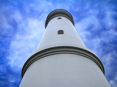 The Lighthouse by <b>Roger Powell</b> ( a Panoramio image )