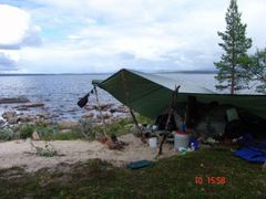 Camp by <b>Stokers</b> ( a Panoramio image )