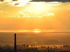 ....золотой Иссык-куль by <b>Ден_341</b> ( a Panoramio image )