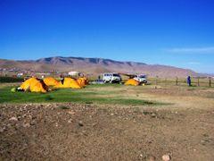 Basislager near Uliastaj, Mongolia, in July 2007 by <b>Othmar Thomann</b> ( a Panoramio image )