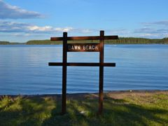 Paint Lake Provincial Park by <b>Gilles Ferrand</b> ( a Panoramio image )