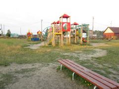 Детская площадка by <b>petr-gashev</b> ( a Panoramio image )