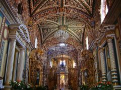 Santa Maria Tonantzintlan - Mexico - Dedicada a mi amiga Mara by <b>Fernandose</b> ( a Panoramio image )