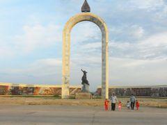 Victory Memorial Of Khalhiin Gol War by <b>Batjav Tsanjid</b> ( a Panoramio image )