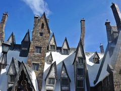 Hogsmeade ...)) by <b>Oscher</b> ( a Panoramio image )