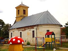 Butin - Biserica Evanghelica-Luterana by <b>danger.mouse</b> ( a Panoramio image )