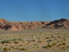 Ouarzarate Landscape by <b>GilUm</b> ( a Panoramio image )