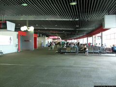 2007-12-12 Brisbane Airport, domestic terminal by <b>Niels Jakob Darger</b> ( a Panoramio image )