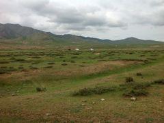 Mongolia by <b>Сергей Вл. Кузнецов</b> ( a Panoramio image )