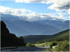 Driving home*Spring - Skopje (Uskup, Kalkandelen) - Gostivar * M by <b>Ahmet Bekir</b> ( a Panoramio image )
