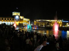 Yerevan at Night by <b>ArtnScience</b> ( a Panoramio image )