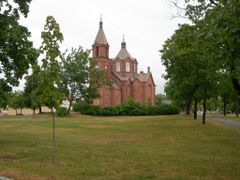 Vaasa Orthodox Church by <b>Bertil Berg</b> ( a Panoramio image )