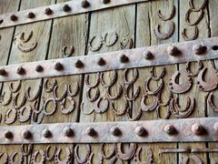 Chand Baori, Entrance Step Well, Abhaneri, Rajasthan by <b>alexbunjes</b> ( a Panoramio image )