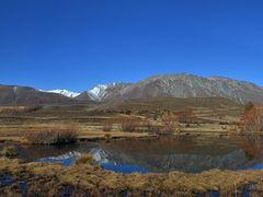 Mountain Reflections by <b>Linda Cutche</b> ( a Panoramio image )