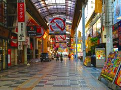 "??, ""Namba"" is a district of ""Osaka"" by <b>kazkun</b> ( a Panoramio image )"