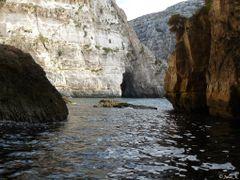 Blue Grotto by <b>Yulia Kuprina</b> ( a Panoramio image )