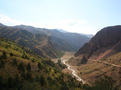 Heading into the Pamirs by <b>Smithyis1337</b> ( a Panoramio image )