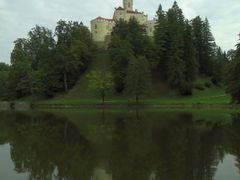 Dvorac Trakoscan (Trakostyan Castle -  Croatia) by <b>KARANESHEV3112</b> ( a Panoramio image )