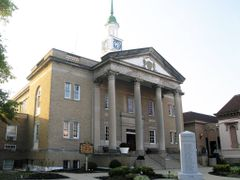 Grant County Courthouse - Williamstown, KY by <b>Mike Bechtol</b> ( a Panoramio image )