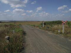 полевой переезд by <b>vladvadimable</b> ( a Panoramio image )