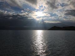 Рассвет на оз. Уурэг-Нуур (17 августа 2013г.) by <b>ShatoOn</b> ( a Panoramio image )