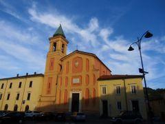Duomo di Modigliana by <b>Lancil8</b> ( a Panoramio image )