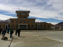 ARRIVING... Olgii Airport (ULG), Mongolia by <b>Micky Tuttnauer</b> ( a Panoramio image )