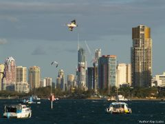 Gold Coast Queensland Australia by <b>Rainer2</b> ( a Panoramio image )