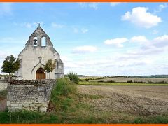 Eglise Saint-Martin by <b>Andecave</b> ( a Panoramio image )