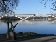 Vasterbron, Stockholm by <b>Tommy Hogberg</b> ( a Panoramio image )