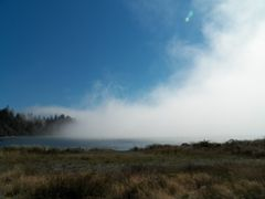 Creeping Fog near Jordan River British Columbia by <b>Pamela Elbert Poland</b> ( a Panoramio image )