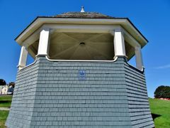 1891 Eastern Promenade Bandstand, Fort Allen Park, Portland Main by <b>Taoab</b> ( a Panoramio image )