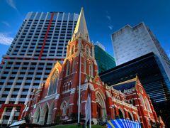 Albert Street Uniting Church by <b>Fabdub</b> ( a Panoramio image )