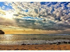 beautiful world @ Balangan beach by <b>Tiffany Liem</b> ( a Panoramio image )