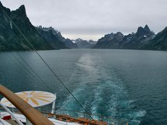 GRONLAND GREENLAND AIDAbella Warnemunde-New York Sep. 2013 by <b>Без названия</b> ( a Panoramio image )
