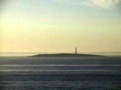 Isla De Lobos And Lighthouse by <b>---=XEON=---</b> ( a Panoramio image )