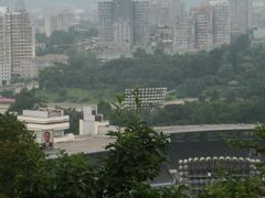 View over Kim Il Sung Stadium by <b>massu</b> ( a Panoramio image )