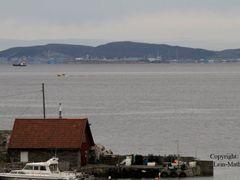 Med Karst? oljerafineri i utsikten mot nord by <b>ivarlein</b> ( a Panoramio image )
