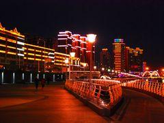 Китай. Яньцзи. Набережная. China. Yanji. Quay. by <b>Veniamin Manuylov</b> ( a Panoramio image )