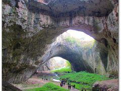 Деветашка пещера by <b>© Manol Manoman</b> ( a Panoramio image )